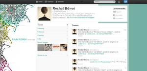 Design My Twitter