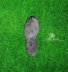 I leave imprint