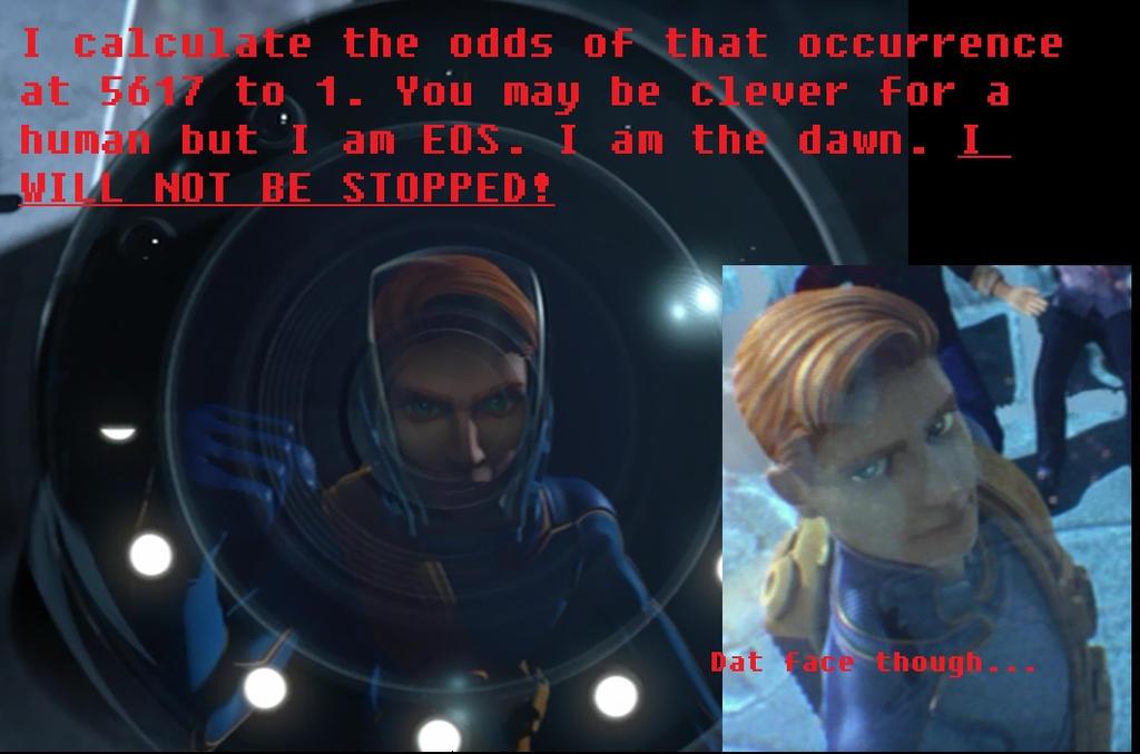 EOS speach by JSfilmstudios