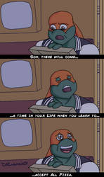 TMNT_The Time Will Come, My Son by DNLnamek01
