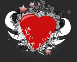 Valentine's Day Wallpaper by Khayl