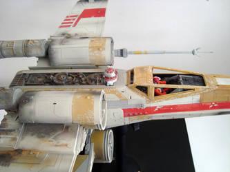 STAR WARS X-Wing Resin Model 1/24 scale