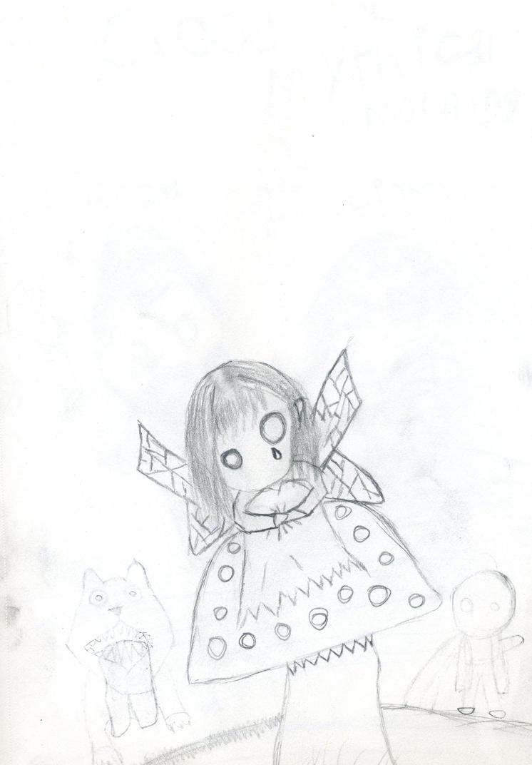 sad fairy by EvilDeathChild