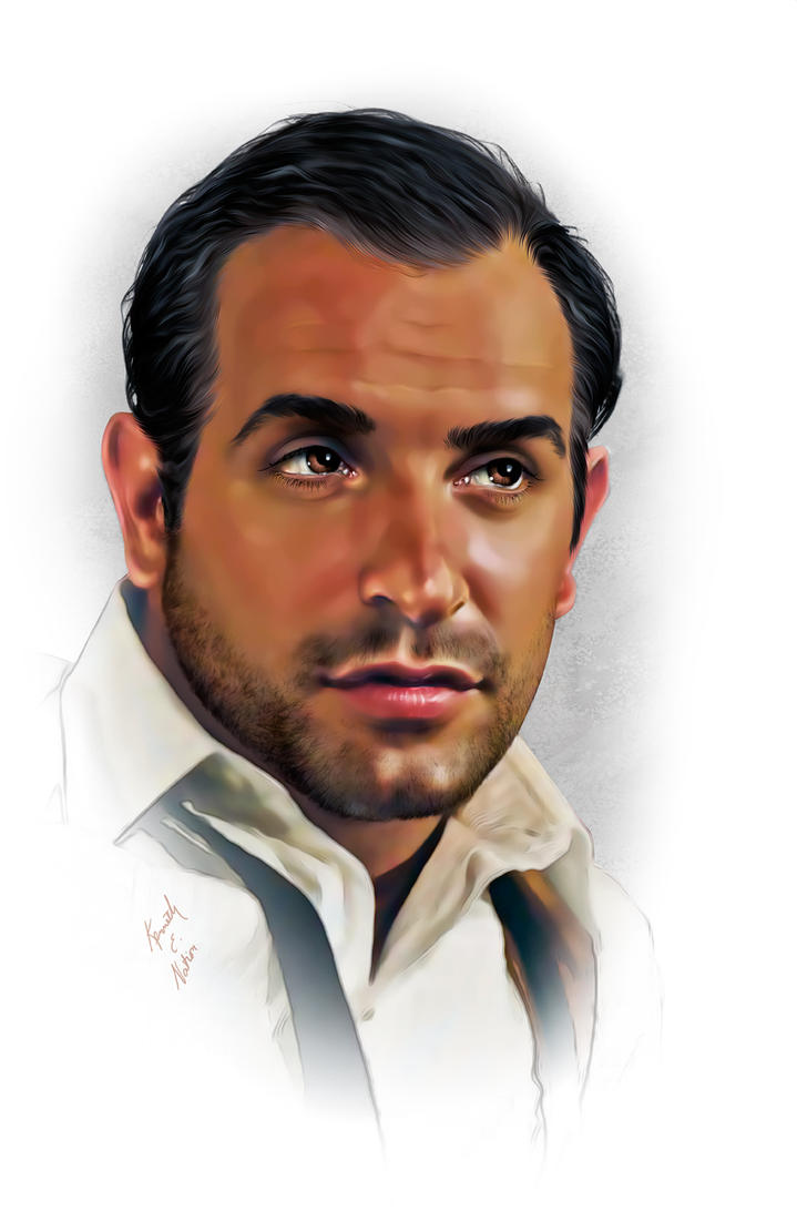 Jean dujardin by kenernest63a on deviantart for Jean dujardin info