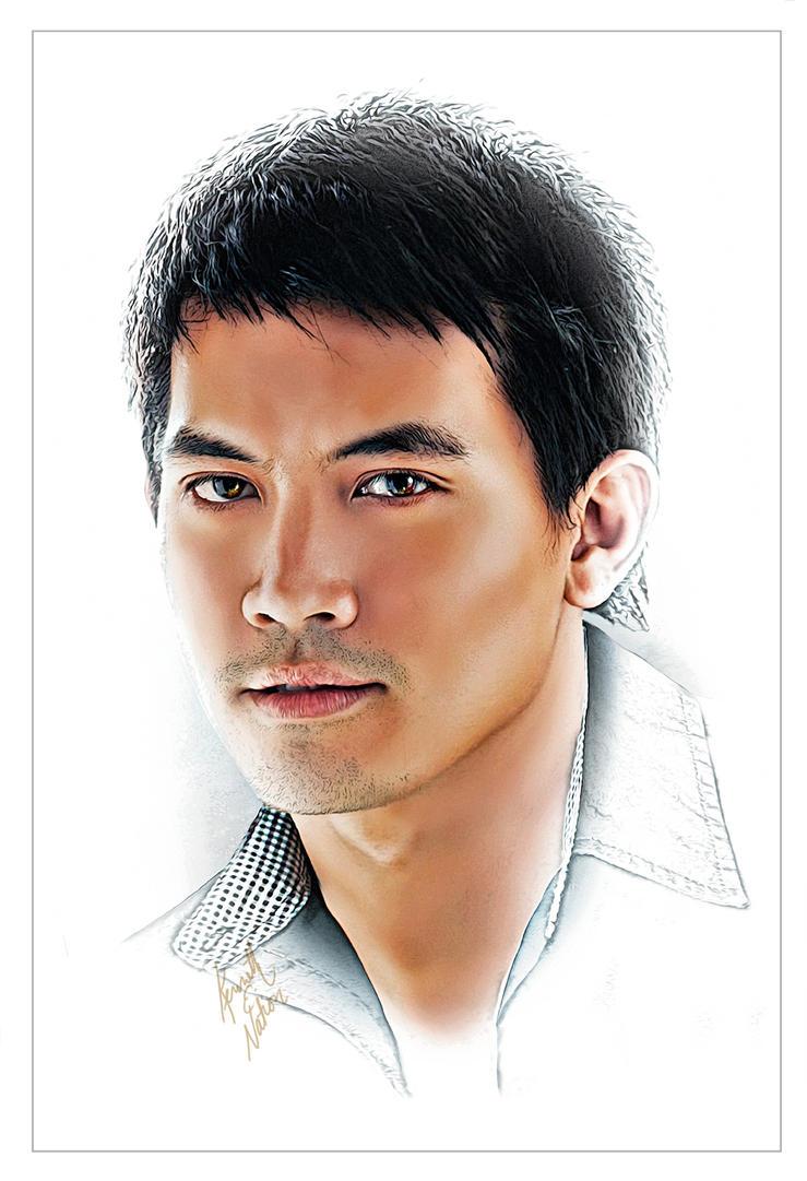 Ken Theeradeth Wonpuapan by kenernest63a