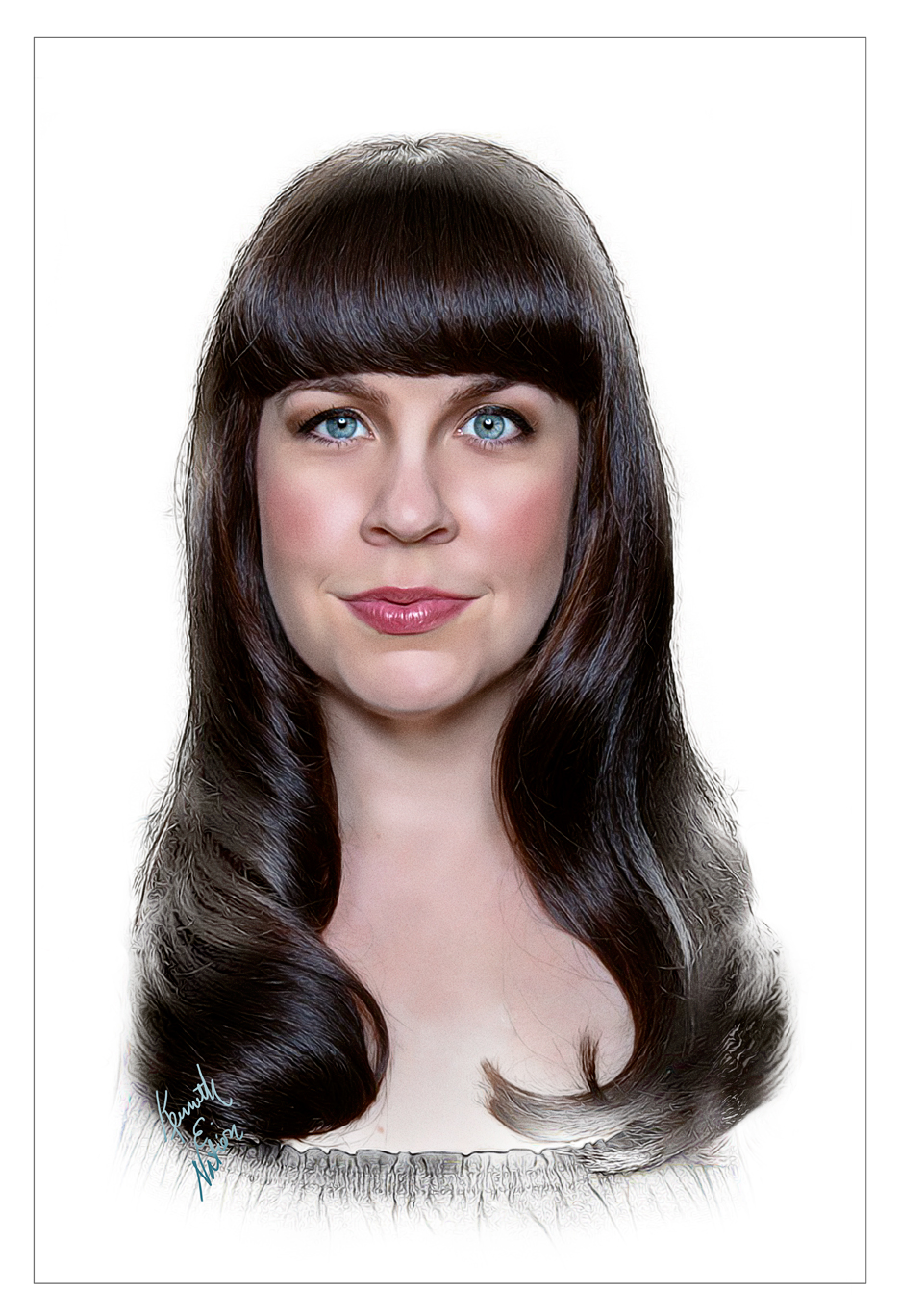 Caitlin Doughty by kenernest63a