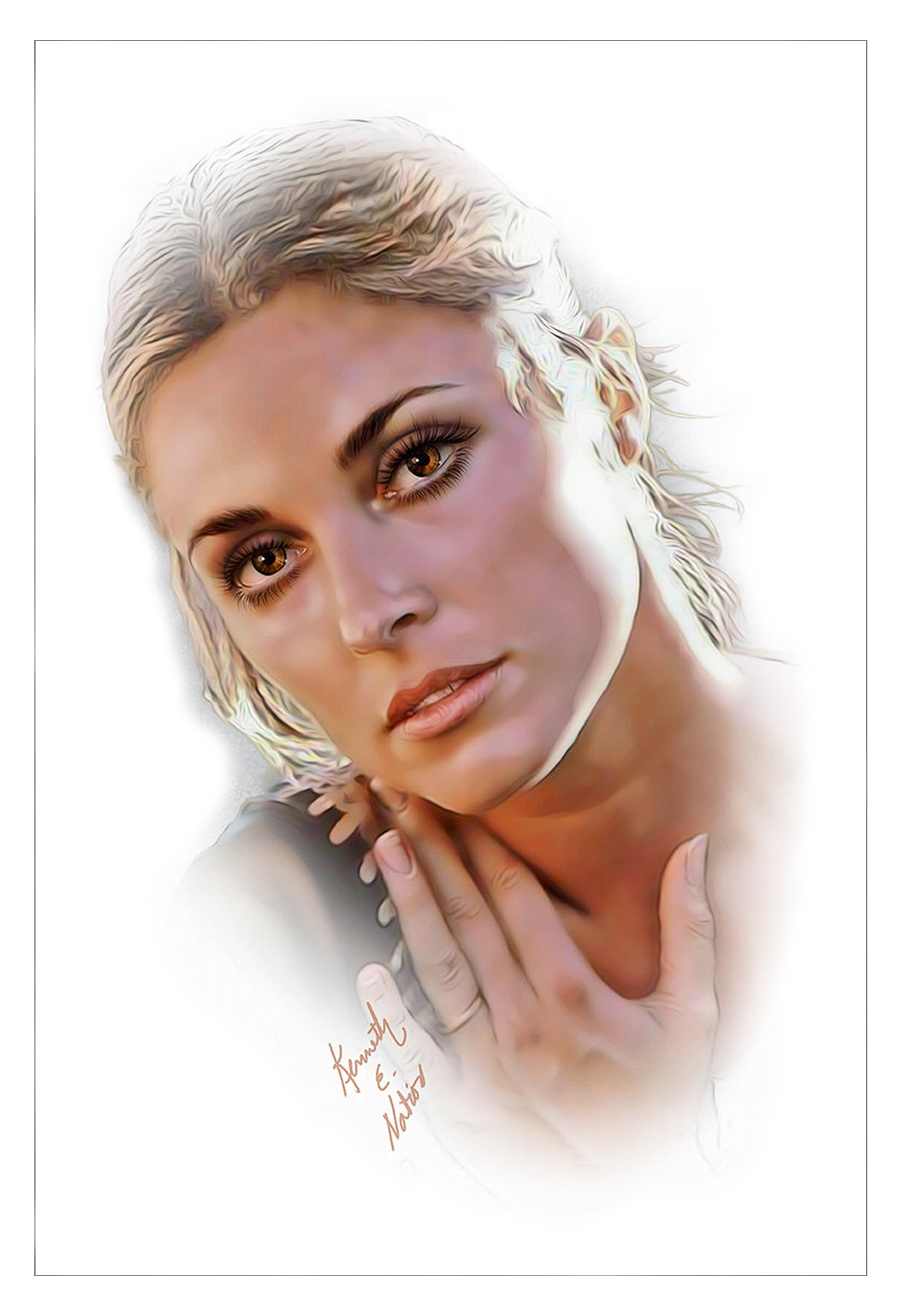 Sharon Tate by kenernest63a