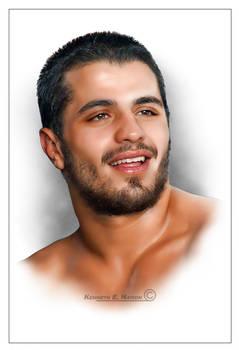 Turkish-Oil-Wrestler