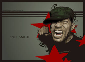 Will Smith by i-Of-The-Storm