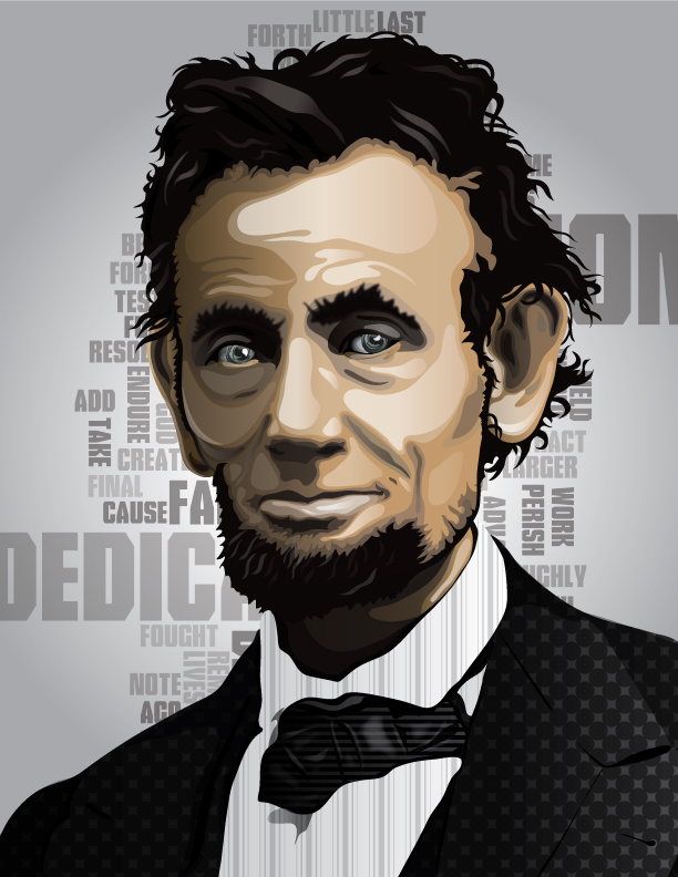 Honest Abe by i-Of-The-Storm