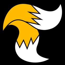 Tails' Sonic Adventure Logo by funcMathias