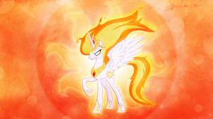 Princess Celestia Wallpaper by DJ-AppleJ-Sound