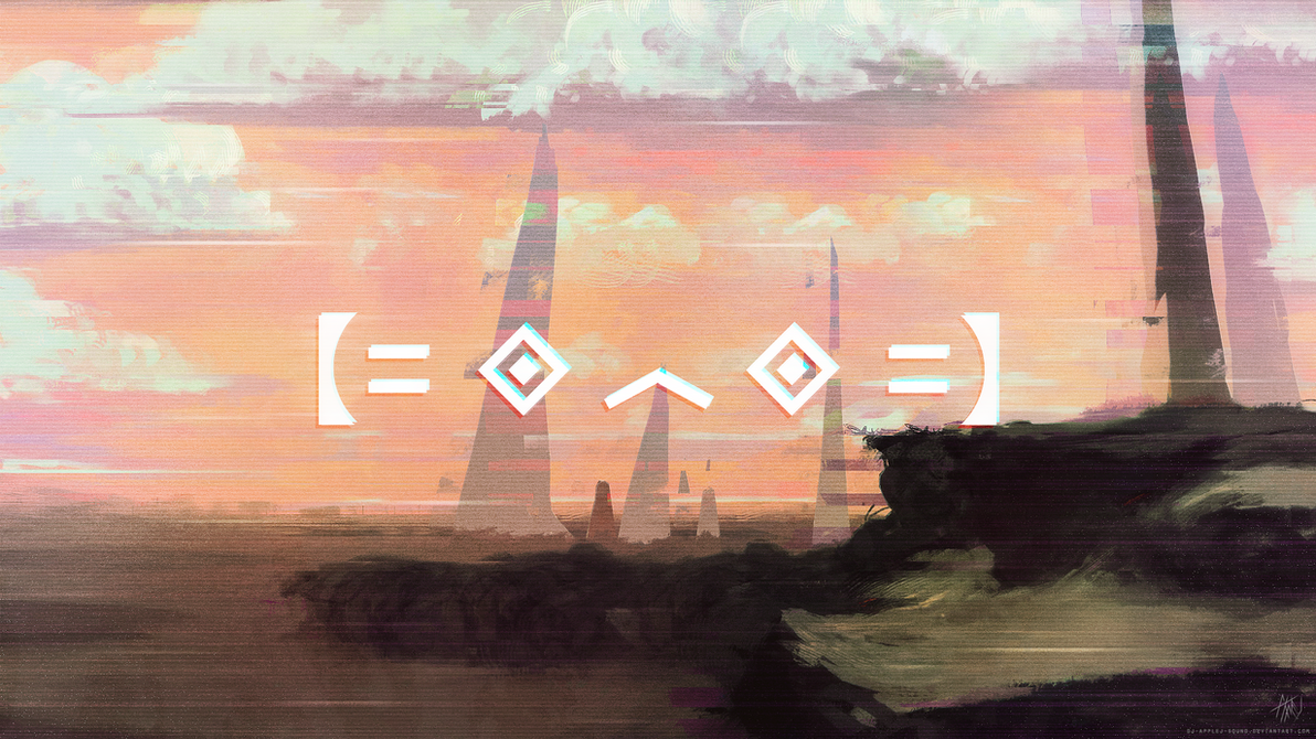 Porter Robinson Flicker Wallpaper