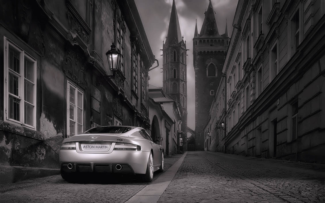 Aston Martin by JackyC