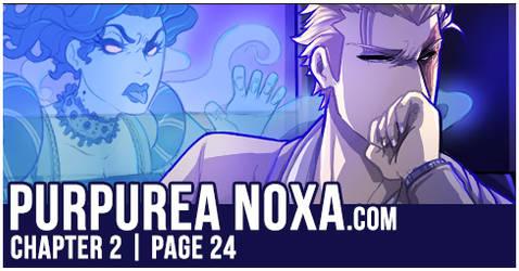 PURPUREA NOXA - CHAP 2 PAGE 24 by VenaMalfoy