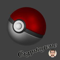 Pokeball by Cryptogene