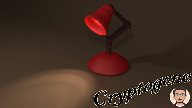 High Poly Meshes Scene, Animation Lamp