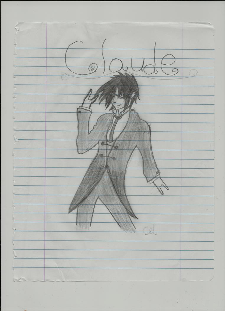 Claude by firefire38
