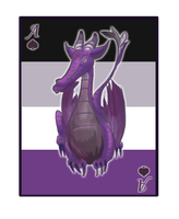 Ace Dragon by DalekRangerintardis