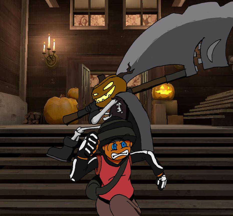 TF2] Halloween Hotspots by Allstarman on DeviantArt