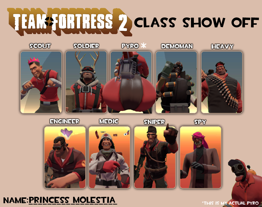 Team Fortress Private Room