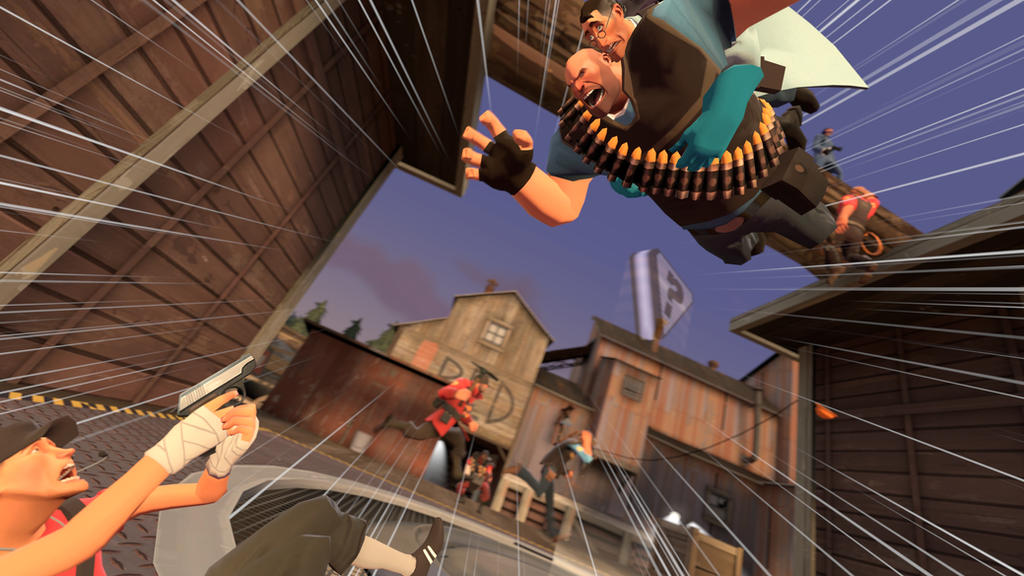 Team Fortress 2 Competitive Matchmaking Coming