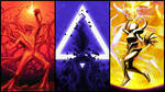The Astral Triptych