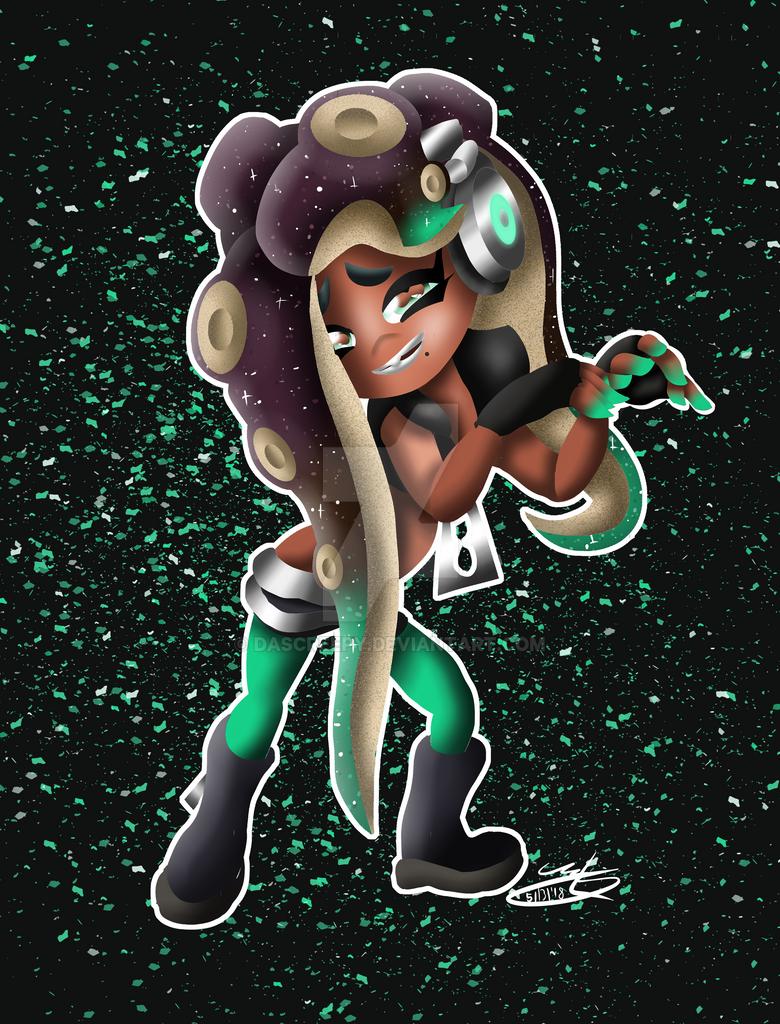 Marina by DasCreepy
