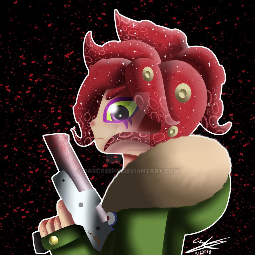 Octoboy (again) by DasCreepy