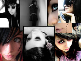 Emo Girls background by Lenniieee-x3