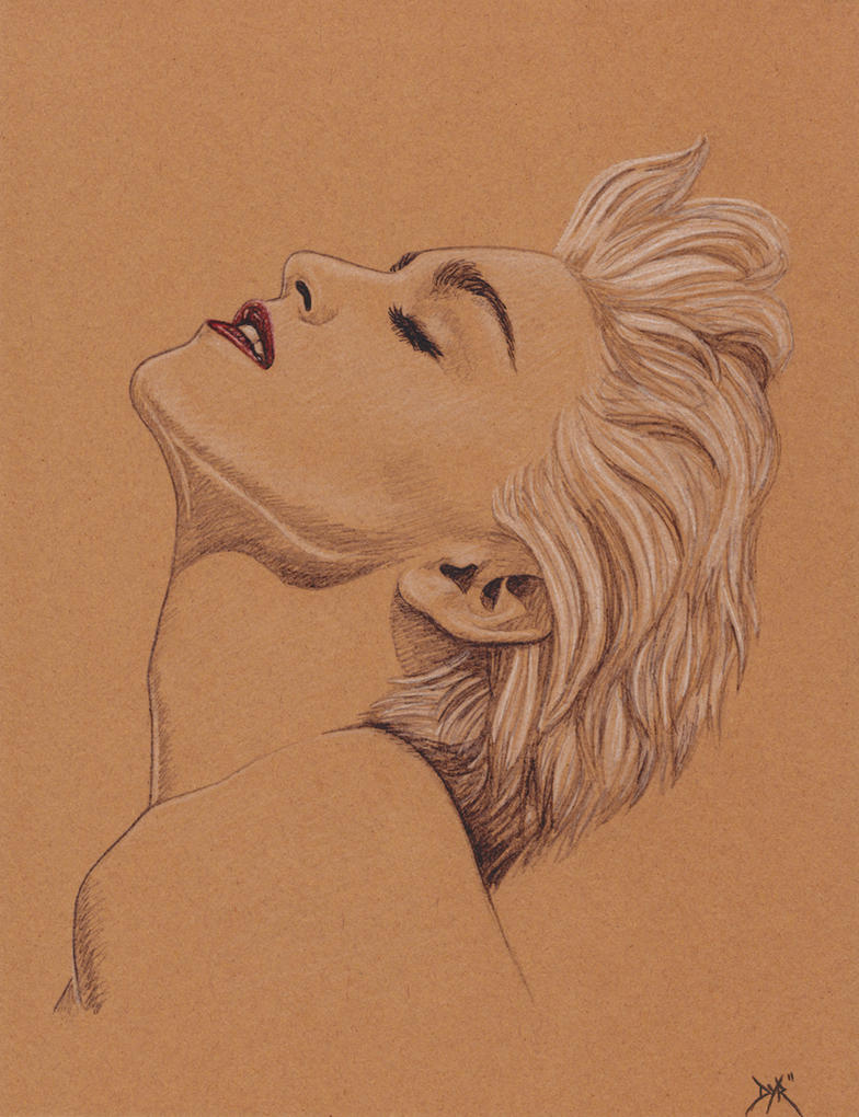 Madonna by BloodyVoodoo
