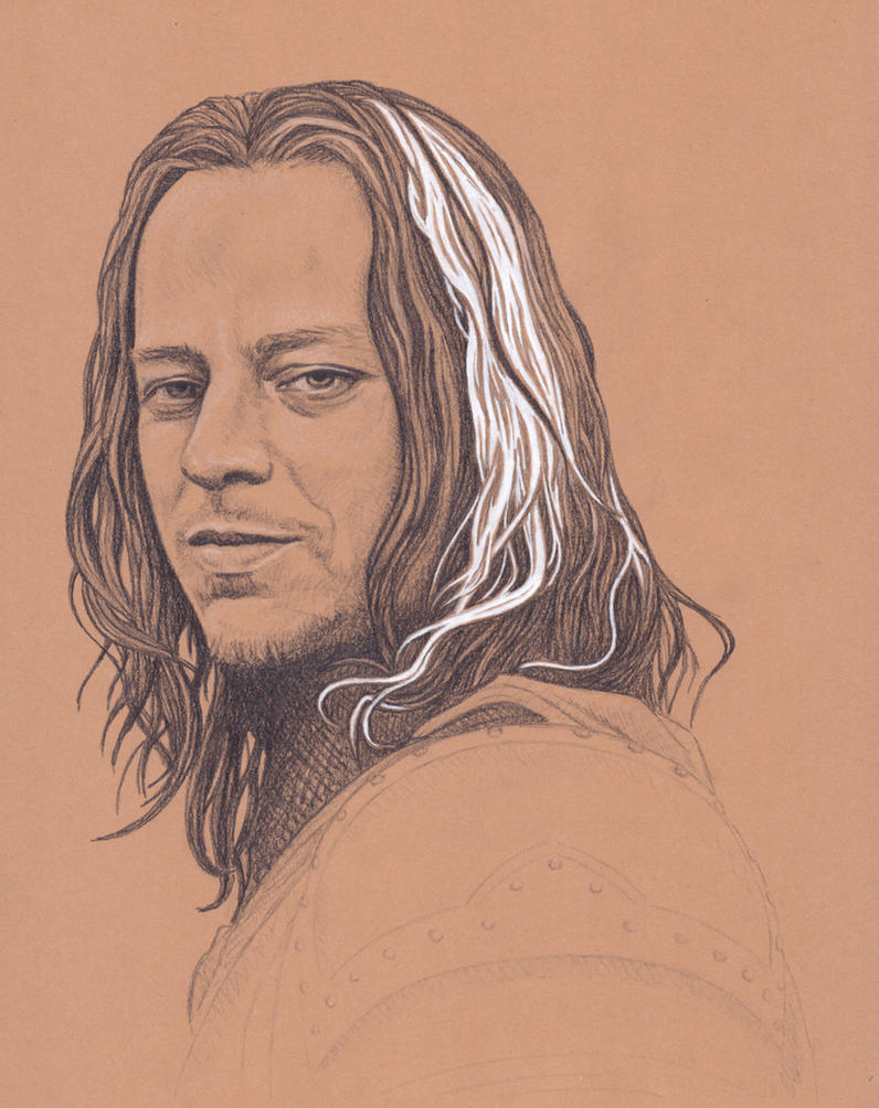 Jaqen H'ghar by BloodyVoodoo