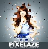 Pixlaze Photoshop Action by hemalaya