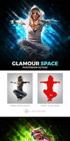 Glamour Space Photoshop Action by hemalaya