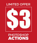 Special Limited Offer - Buy Photoshop Actions