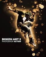 Bokeh Art 2 Photoshop Action by hemalaya