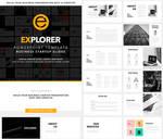 Explorer PowerPoint Template