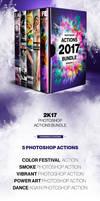 2K17 Photoshop Actions Bundle V1