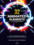 32 Animated Effects Action