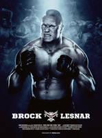 Brock Lesnar by hemalaya