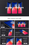 Brand PowerPoint Template New IPhone X Update