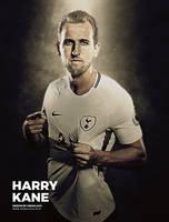 Harry Kane by hemalaya