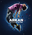 Arkan Photoshop Action