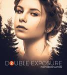 Double Exposure 2 Photoshop Action