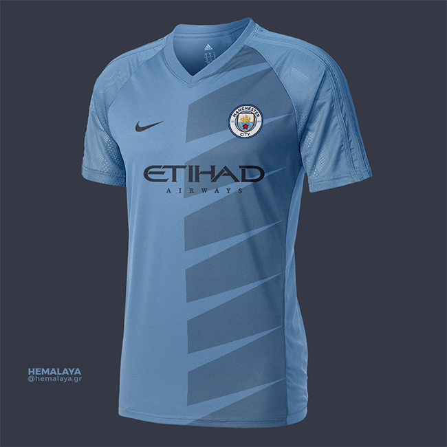 Manchester City by hemalaya