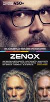 450+ Zenox Premium Photoshop Actions