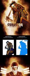 Survivor Photoshop Action by hemalaya