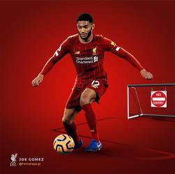 Joe Gomez - Liverpool