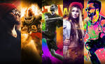 Premium Photoshop Effects and Actions