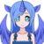 ICON Teen Princess Luna Humanized